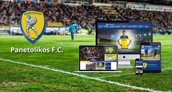 PANAITOLIKOS-NEO-WEB-SITE best-web-design-company-in-greece-ONEPLUSDESIGN