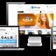 Responsive-eshop-kataskevei-istoselidas best-web-design-company-in-greece-ONEPLUSDESIGN